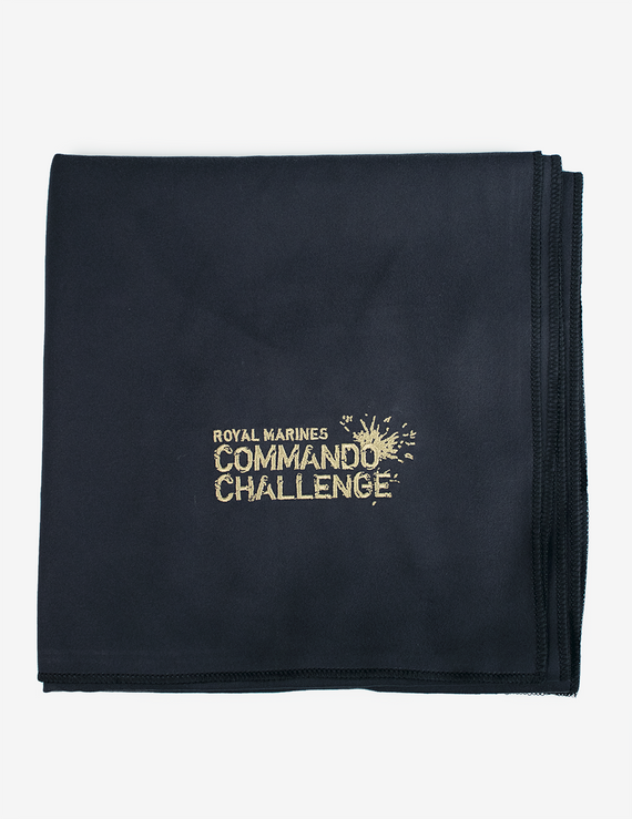 Commando Challenge Event Towel 2020