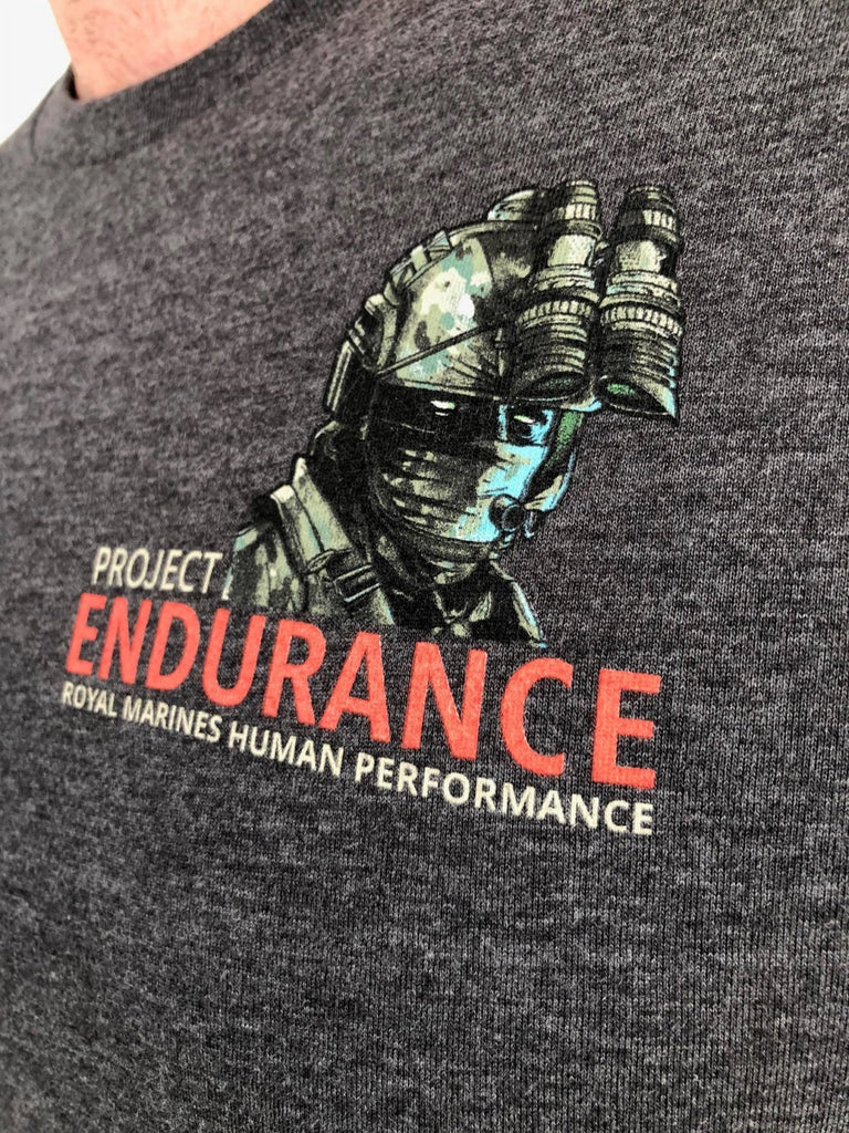 REORG Royal Marines Human Performance Tee
