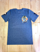 Blue REORG GIZA Joey Nobody Pirate Tee