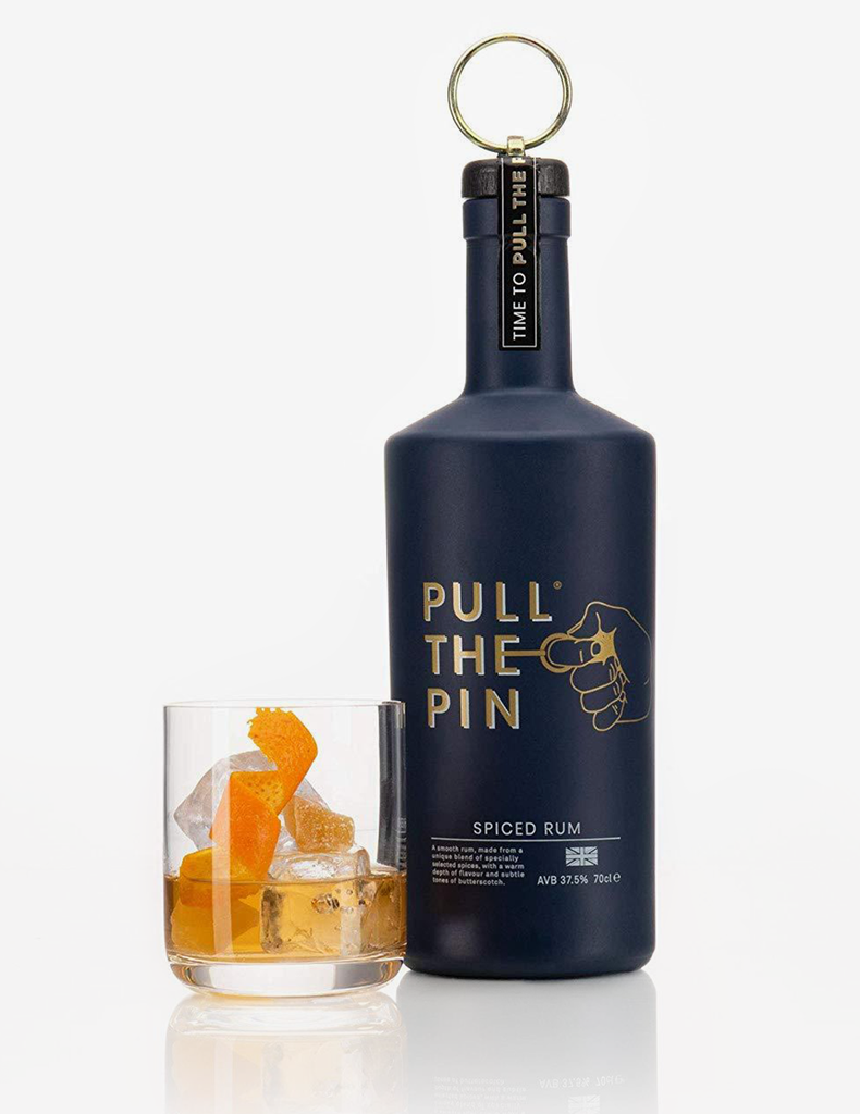 Pull The Pin Rum 70cl