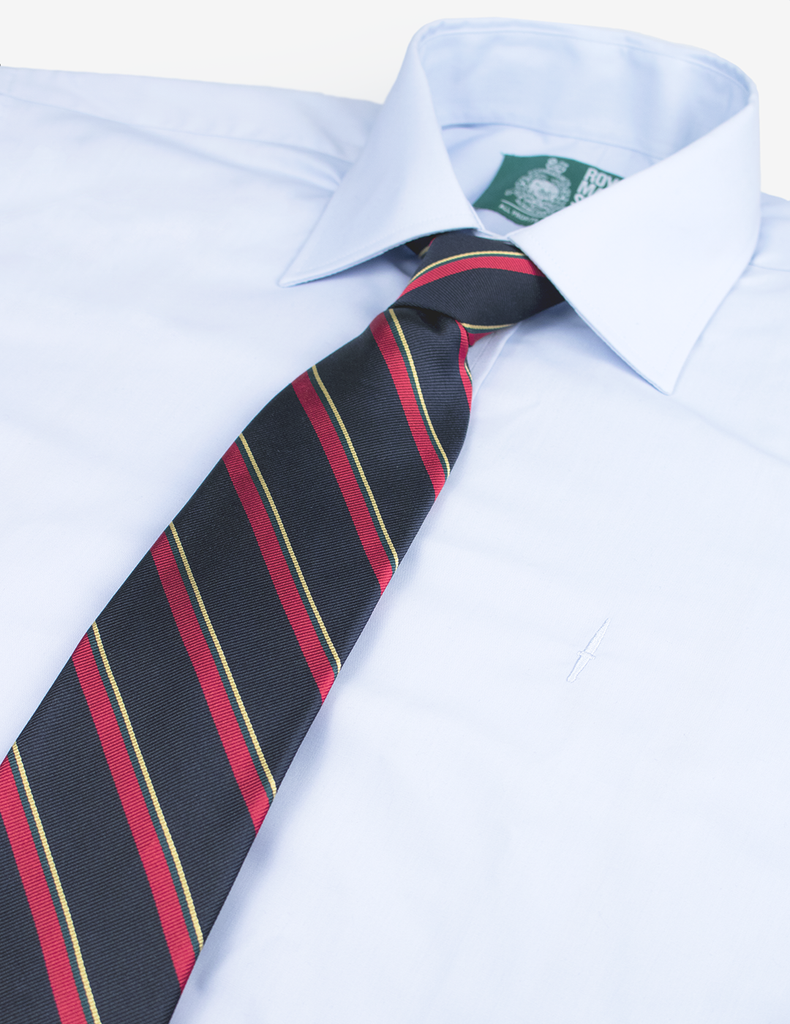 Royal Marines Corps Tie - Polyester