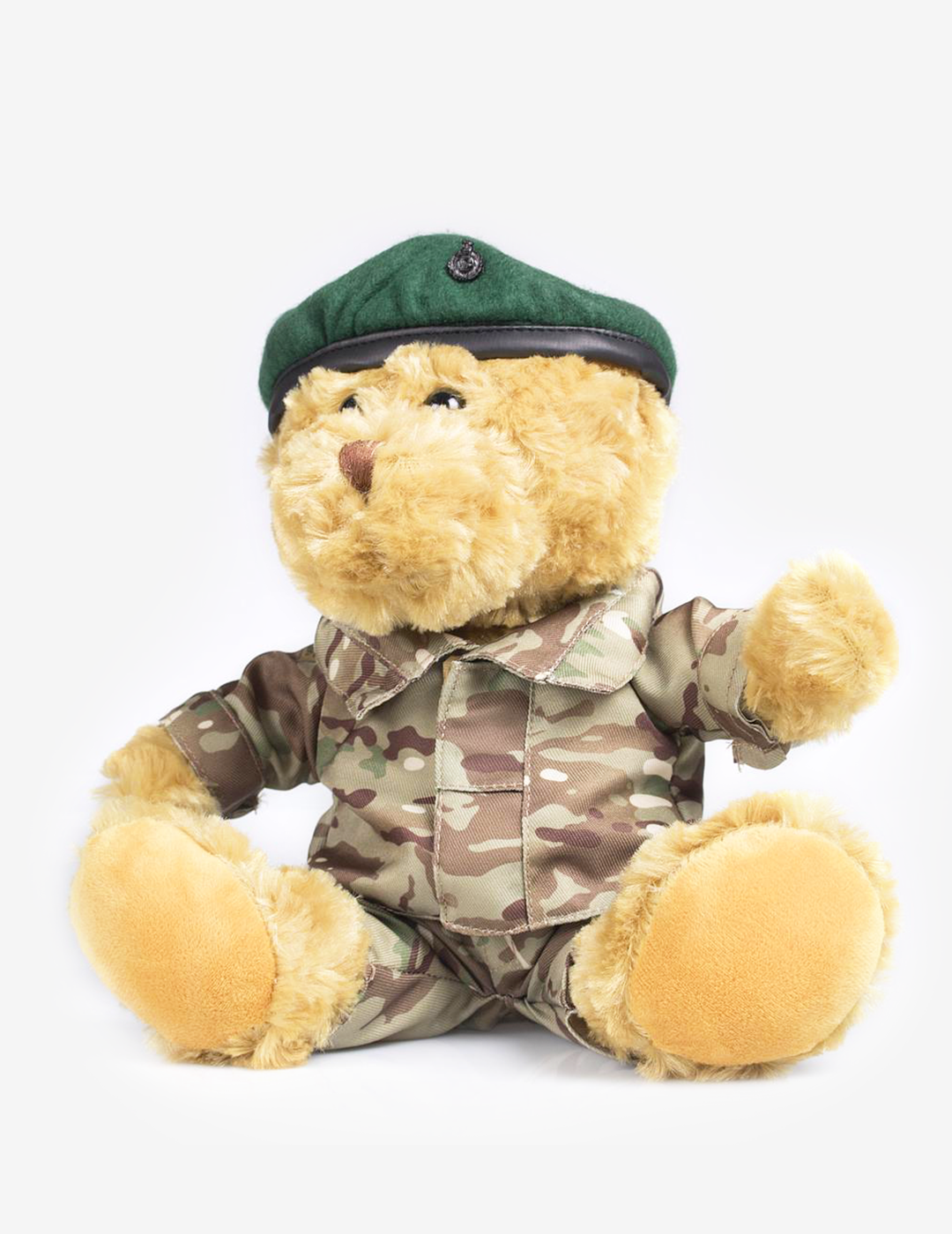 "9"" Royal Marines Booty Bear"