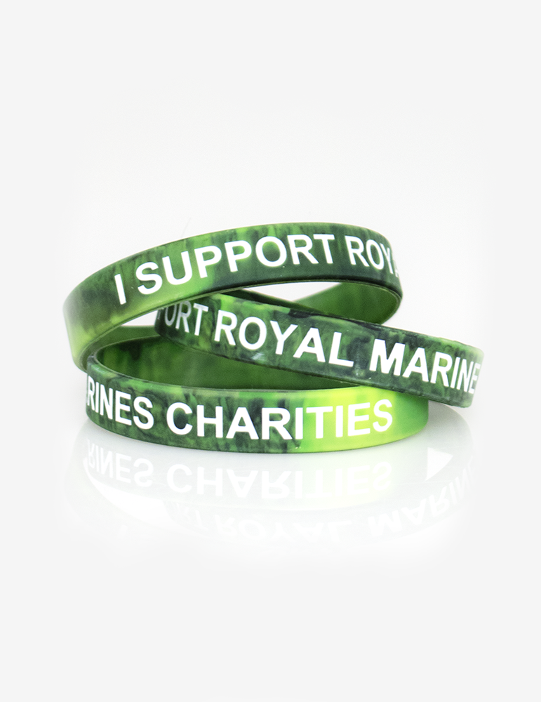 RMA Supporters Wristband - Green