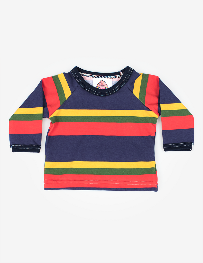 Corps Coloured Handmade Baby Long Sleeve T-Shirt