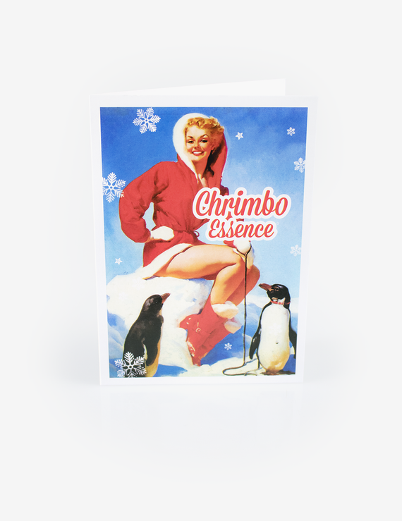 Chrimbo Essence Christmas Cards