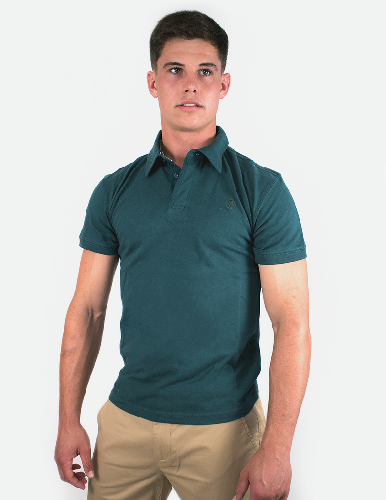 Royal Polo Shirt - Green