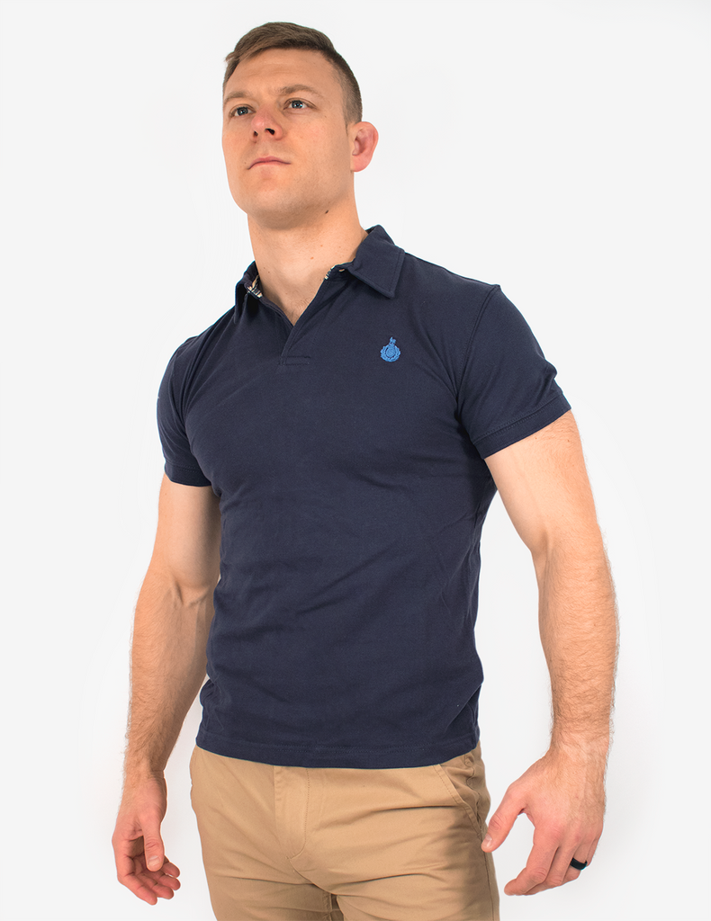 Royal Polo Shirt - Navy