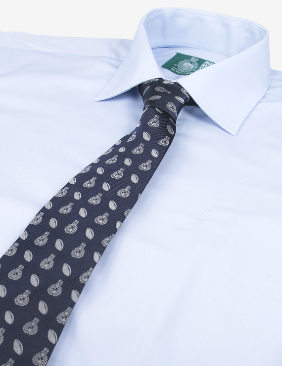 Royal Marines Association Rugby Tie