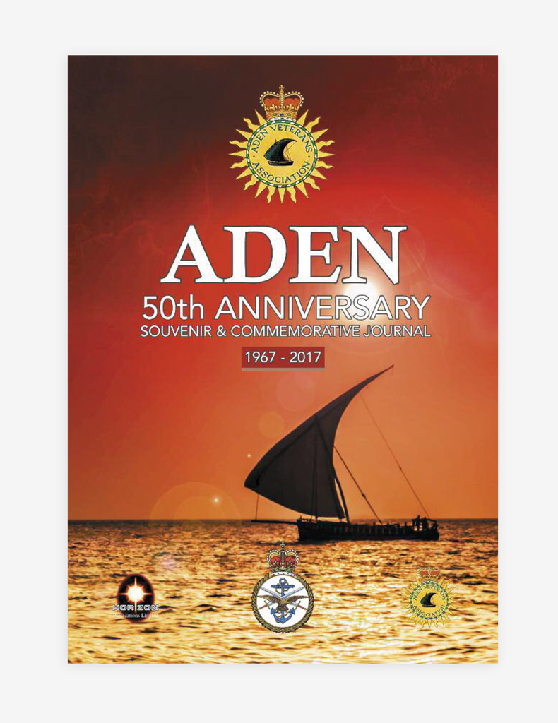 Aden 50th Anniversary Commemorative Journal