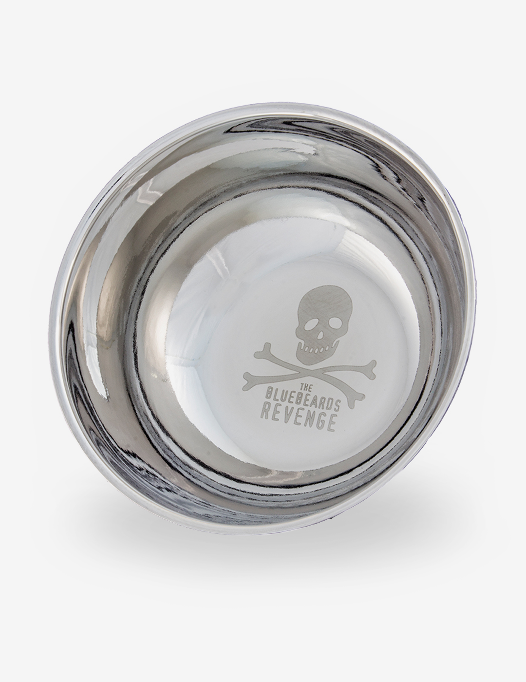 The Bluebeards Revenge Stainless Steel Shaving Bowl