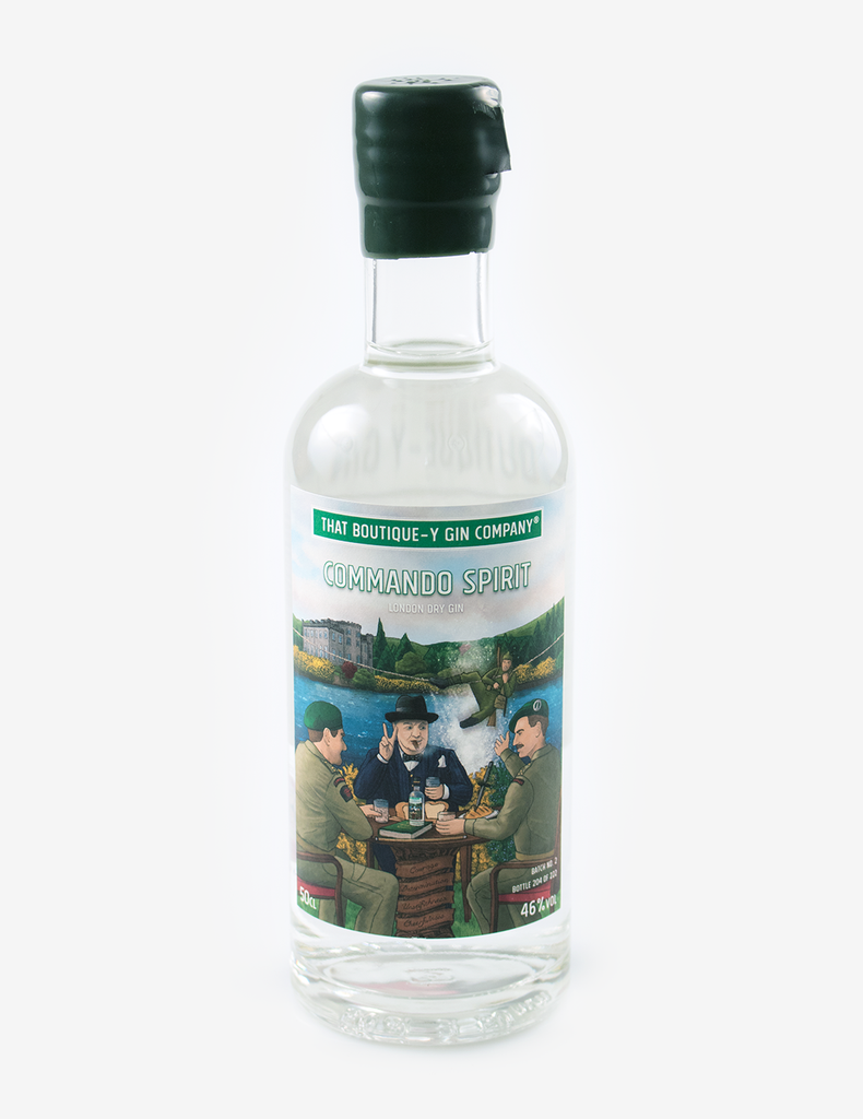 Commando Spirit Gin