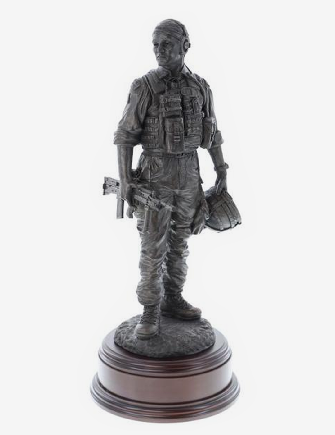 Royal Marine Dewerstone - Bronze