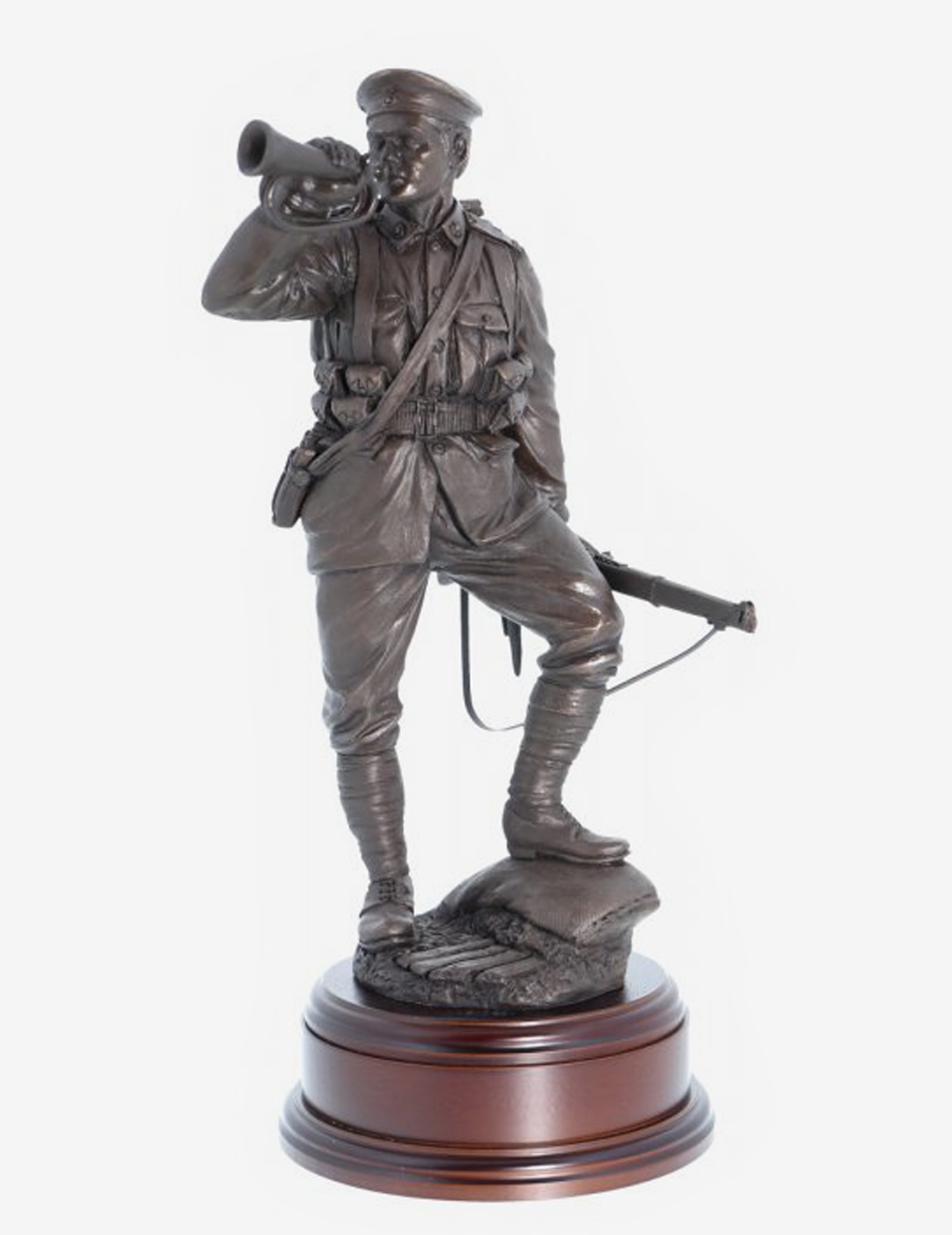 Royal Marine Light Infantry World War 1 - Bronze