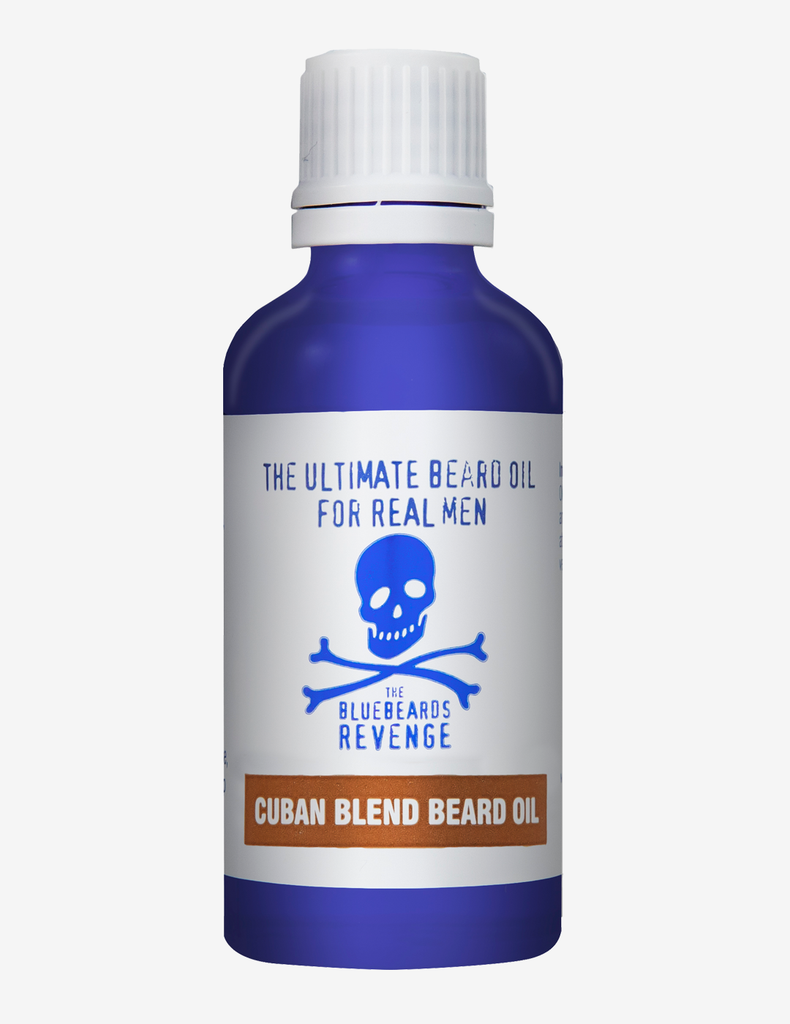 The Bluebeards Revenge Cuban Blend Beard Oil - 50ml