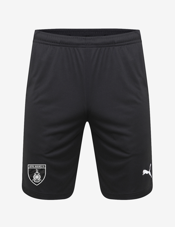Royal Marines FA PUMA Liga Football Training Short - Black