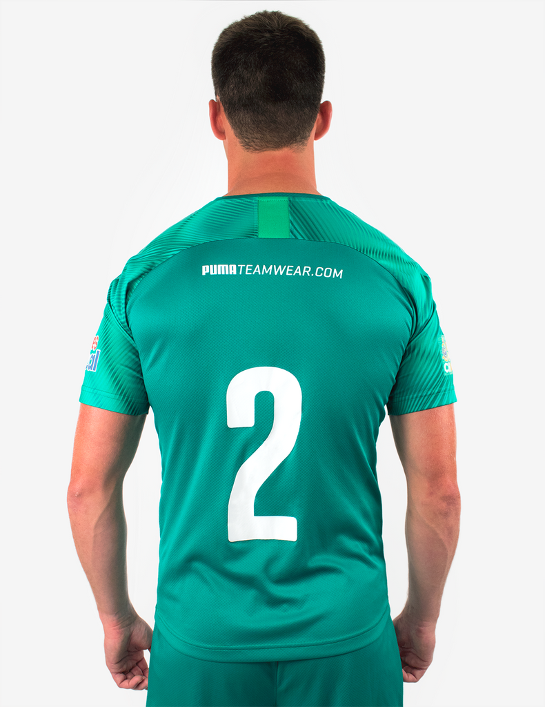 Royal Marines FA 2019/20 Home/Away PUMA Cup Short Sleeve Football Jersey - Adult