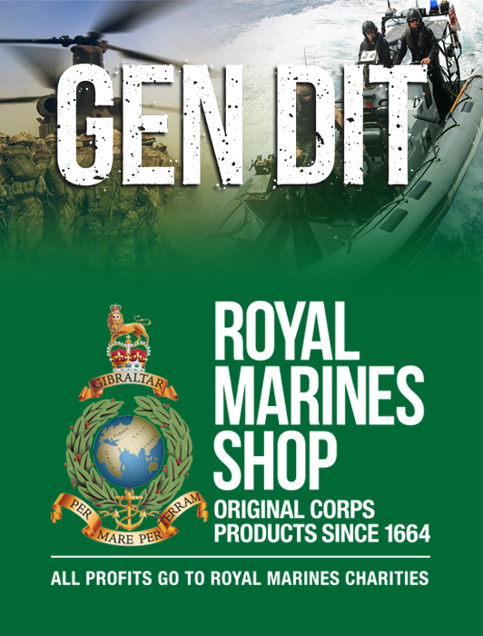 Royal Marines Shop