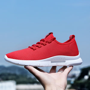New Deodorant Breathable Mesh Men Casual Shoes Light Tennis Shoes