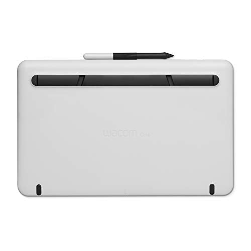 Wacom One Digital Drawing Tablet with Screen, 13.3 Inch Graphics Display for Art and Animation Beginners (DTC133W0A)