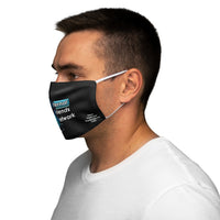 EFN (Eternal Friends Network) Snug-Fit Polyester Face Mask