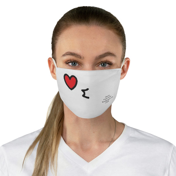 Emoji Mood Mask- Kiss for (Her)