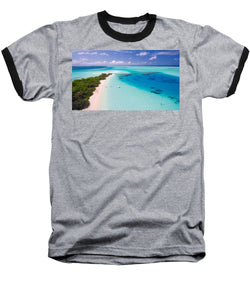 Beach Life - Baseball T-Shirt