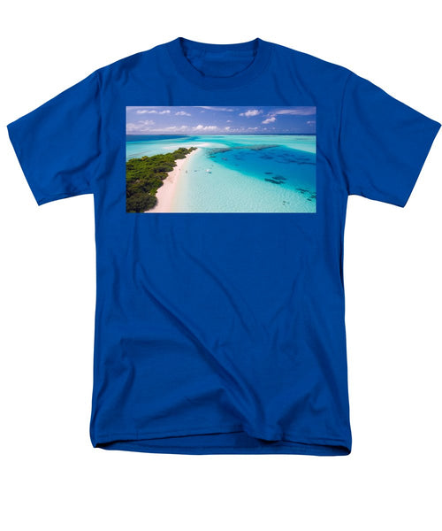 Beach Life - Men's T-Shirt  (Regular Fit)