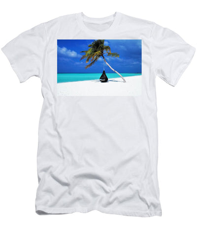 Beach - Men's T-Shirt (Athletic Fit)
