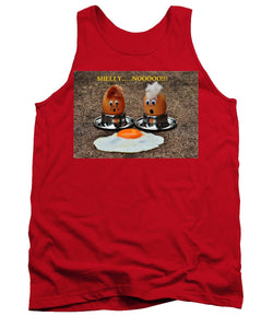 Broken Egg  - Tank Top