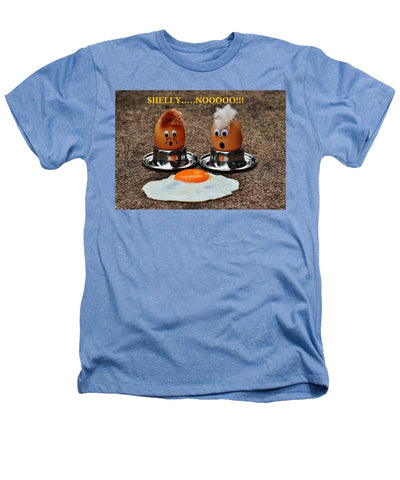 Broken Egg  - Heathers T-Shirt