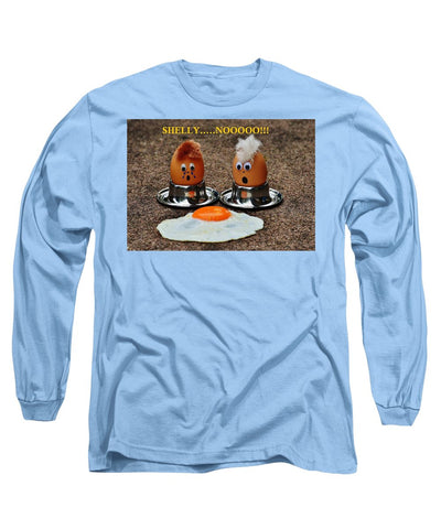 Broken Egg  - Long Sleeve T-Shirt