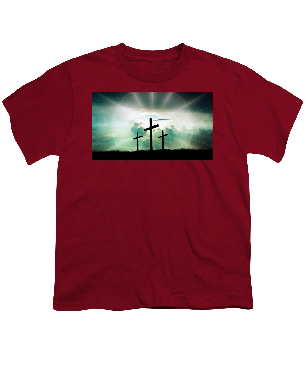 Cross - Youth T-Shirt