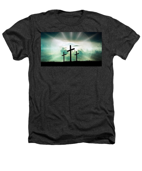 Cross - Heathers T-Shirt