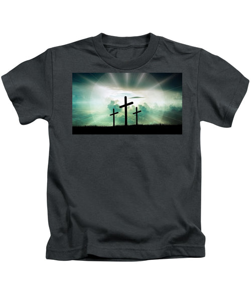 Cross - Kids T-Shirt