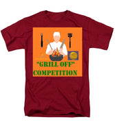 Grill Off 2nd Option - Men's T-Shirt  (Regular Fit)