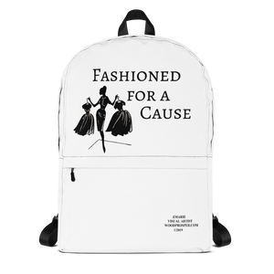 Fashioned For A Cause Backpack