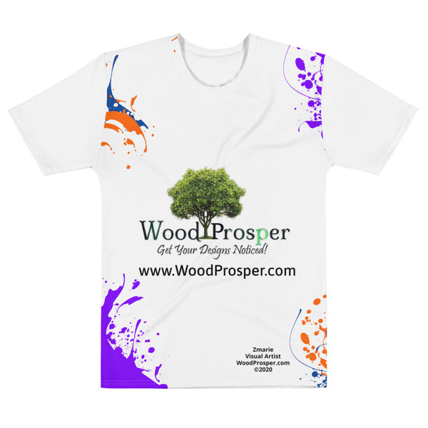 WoodProsper Men's Crew Neck T-shirt