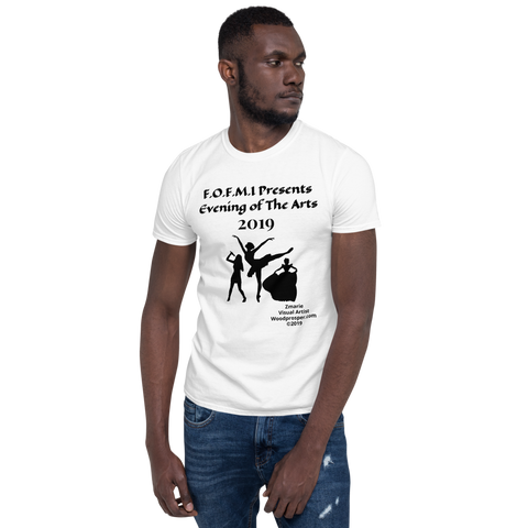 Evening of the Arts Short-Sleeve Unisex T-Shirt