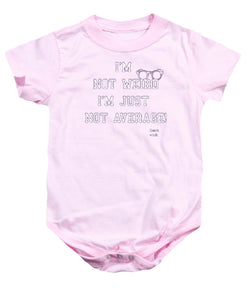 Not Weird - Baby Onesie