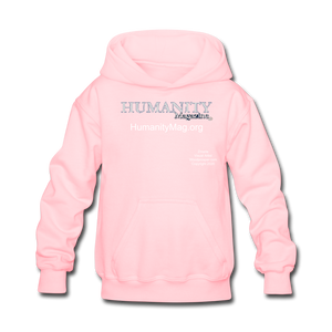 Humanity Project Kids' Hoodie - pink