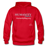 Humanity Project Gildan Heavy Blend Adult Hoodie - red