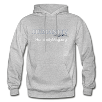 Humanity Project Gildan Heavy Blend Adult Hoodie - heather gray