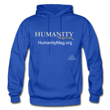 Humanity Project Gildan Heavy Blend Adult Hoodie - royal blue