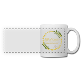 ABAM Center Panoramic Mug - white