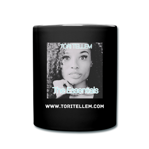 Tori Tellem Hobby Full Color Mug - black