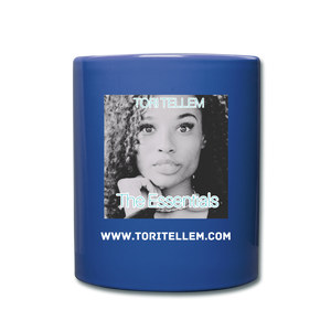 Tori Tellem Hobby Full Color Mug - royal blue