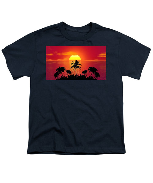 Sunset - Youth T-Shirt