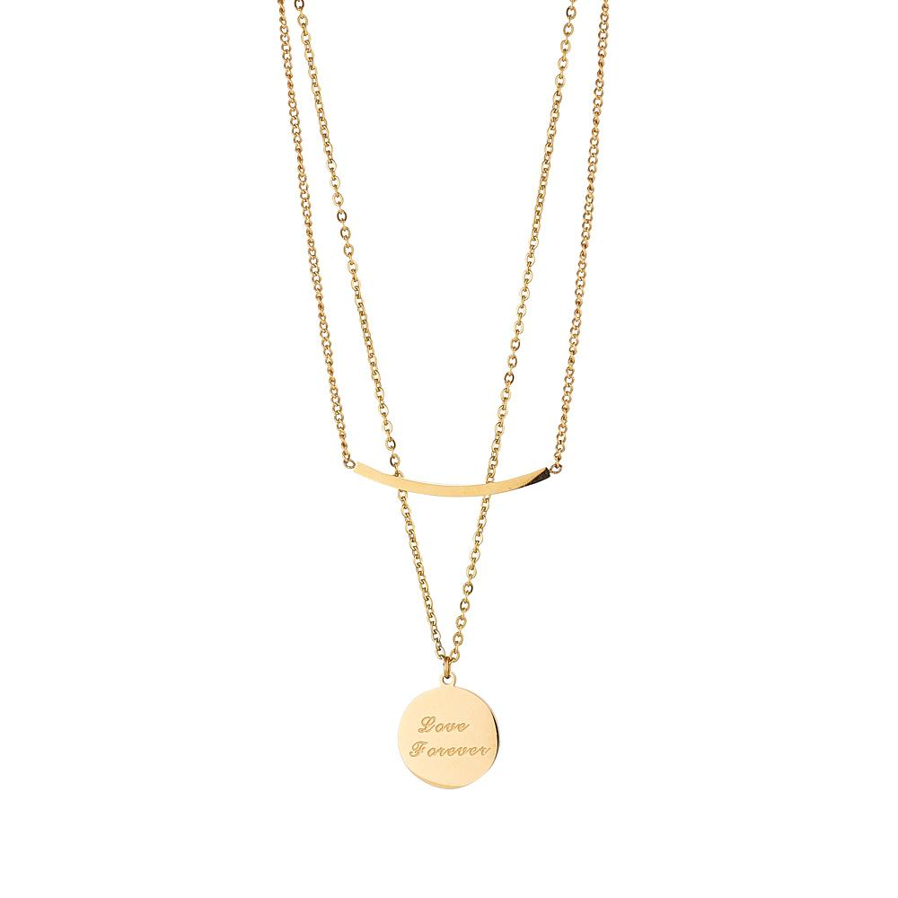 "KD ""Love Forever"" Necklace"
