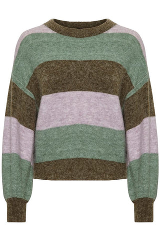 SL Angel Stripe Pullover