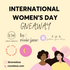 COVEDOZA launches a joint giveaway in celebration of International Women's Day